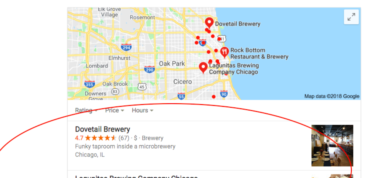 Tips for Google Local 3-Pack Optimization